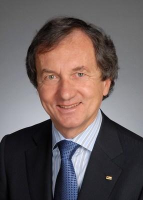 Claude Séguin se joint au conseil d'administration du Fonds de solidarité FTQ (Groupe CNW/Fonds de solidarité FTQ)