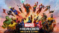 Marvel Heroes Omega Key Art (PRNewsfoto/Gazillion, Inc.)