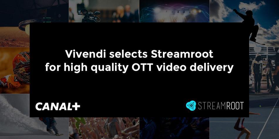 (PRNewsfoto/Streamroot, Inc.)