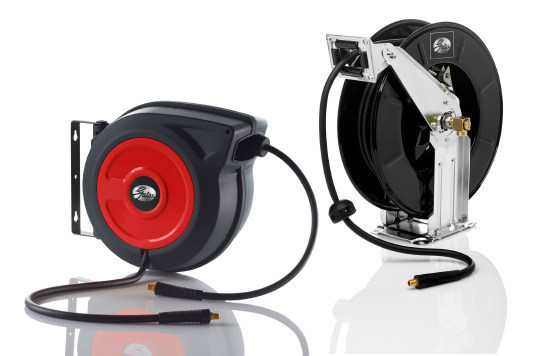 New Retractable Air Hose Reels from Gates.