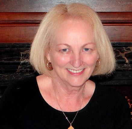 Author Frances Powell