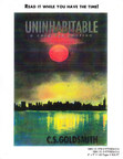 Author of Book ''Uninhabitable: A Case for Caution,