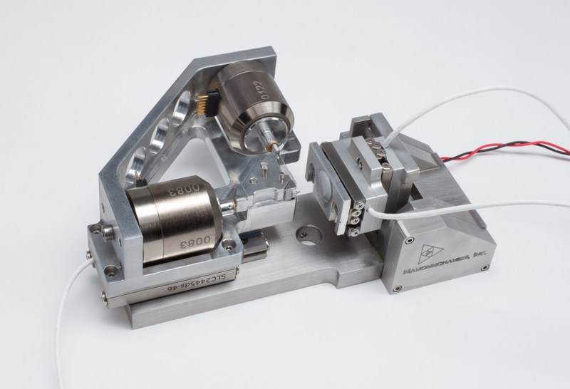 The new Gemini system from Nanomechanics, Inc., is the world's first commercial, isometric multi-dimensional instrument for studying the dynamics of tribology and mechanical testing at the nano-scale.