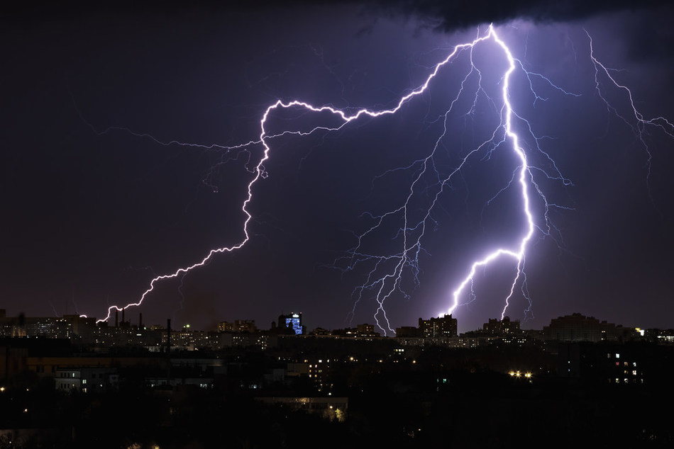Roanoke's trusted home service company helps homeowners handle the shocking effects of lightning