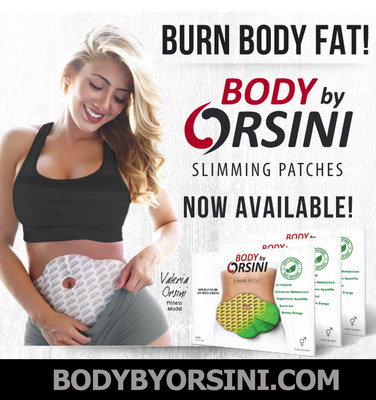 Body By Orsini Slimming Patch