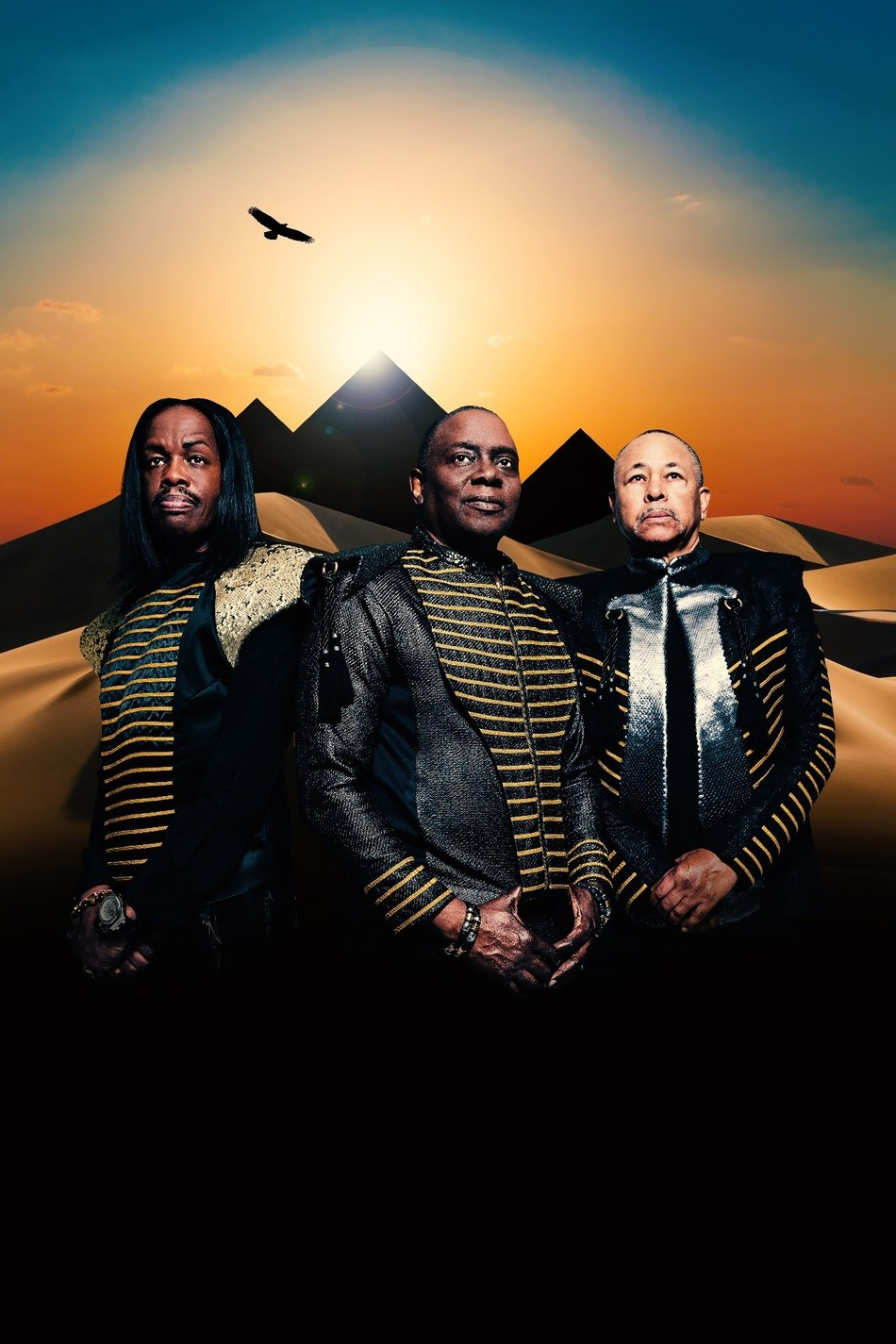 Earth, Wind & Fire, 2054 The Tour