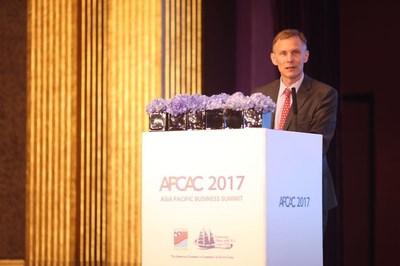 U.S. Acting Ambassador to China, Mr. David H. Rank