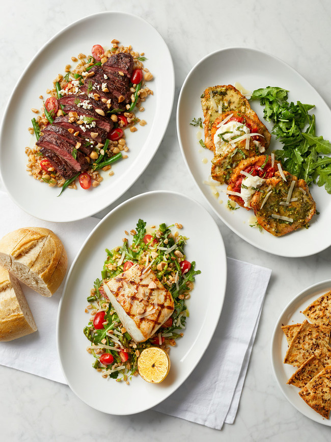 New Spring Features from BRIO Tuscan Grille