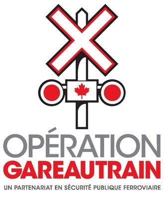 Logo: Opération Gareautrain (Groupe CNW/Opération Gareautrain)