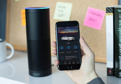 Customers will be able to use Amazon Alexa with all 2016 and 2017 Mercedes-Benz models in the United States.