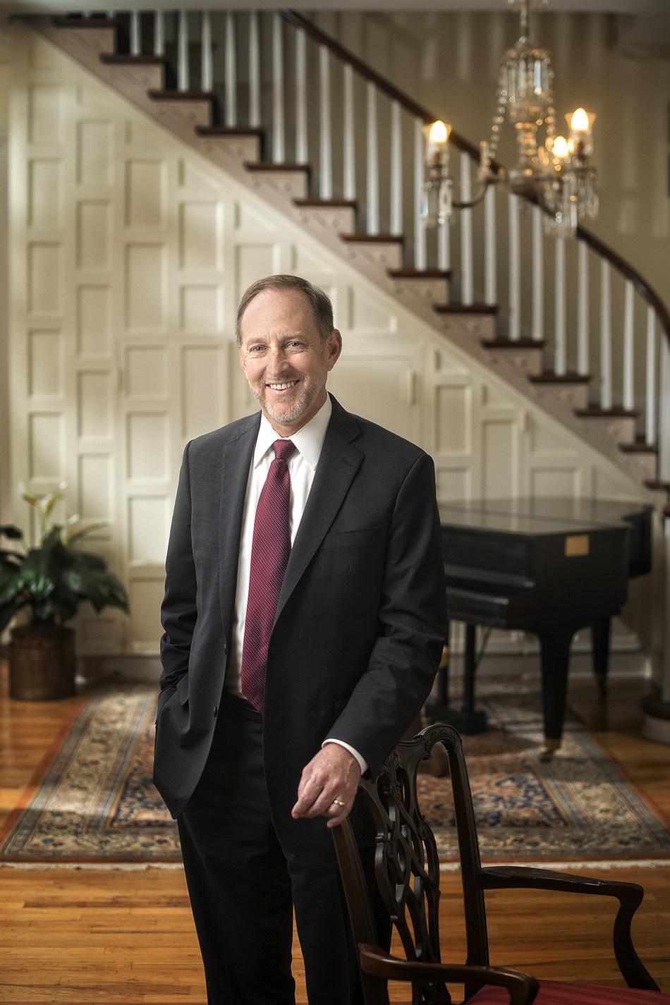 Dr. John C. Knapp Named 13th President of Washington & Jefferson College