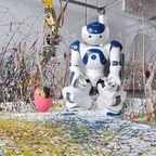 Robots Have Learned to Paint in Second Year of Robotic Art Contest