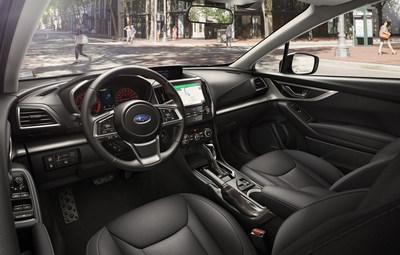 Subaru Impreza 2017 (Groupe CNW/Subaru Canada Inc.)