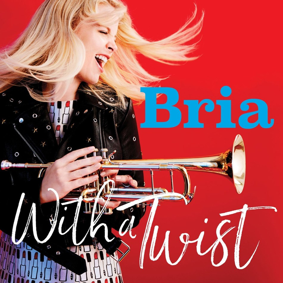 """Bria Skonberg's New Album """"With A Twist"""" Available May 19"""