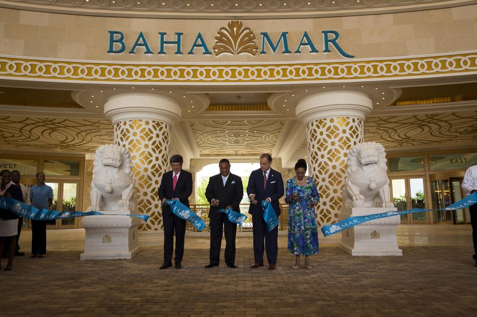 (PRNewsfoto/Baha Mar)
