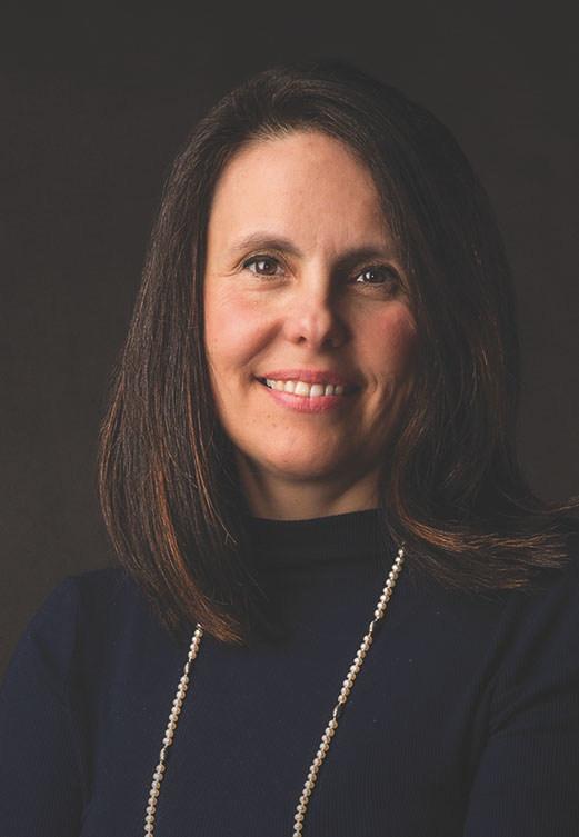 Hilary Gentile, McCann Health Chief Strategy Officer