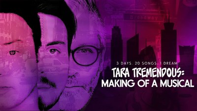 Superhero Musical 'Tara Tremendous' Gets Docuseries Leading to Launch of Cast Album