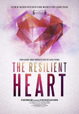 Oscar-Nominee And Grammy Winning Director Susan Froemke And Renowned Cardiologist Dr. Valentin Fuster Premiere New Film The Resilient Heart Coast To Coast