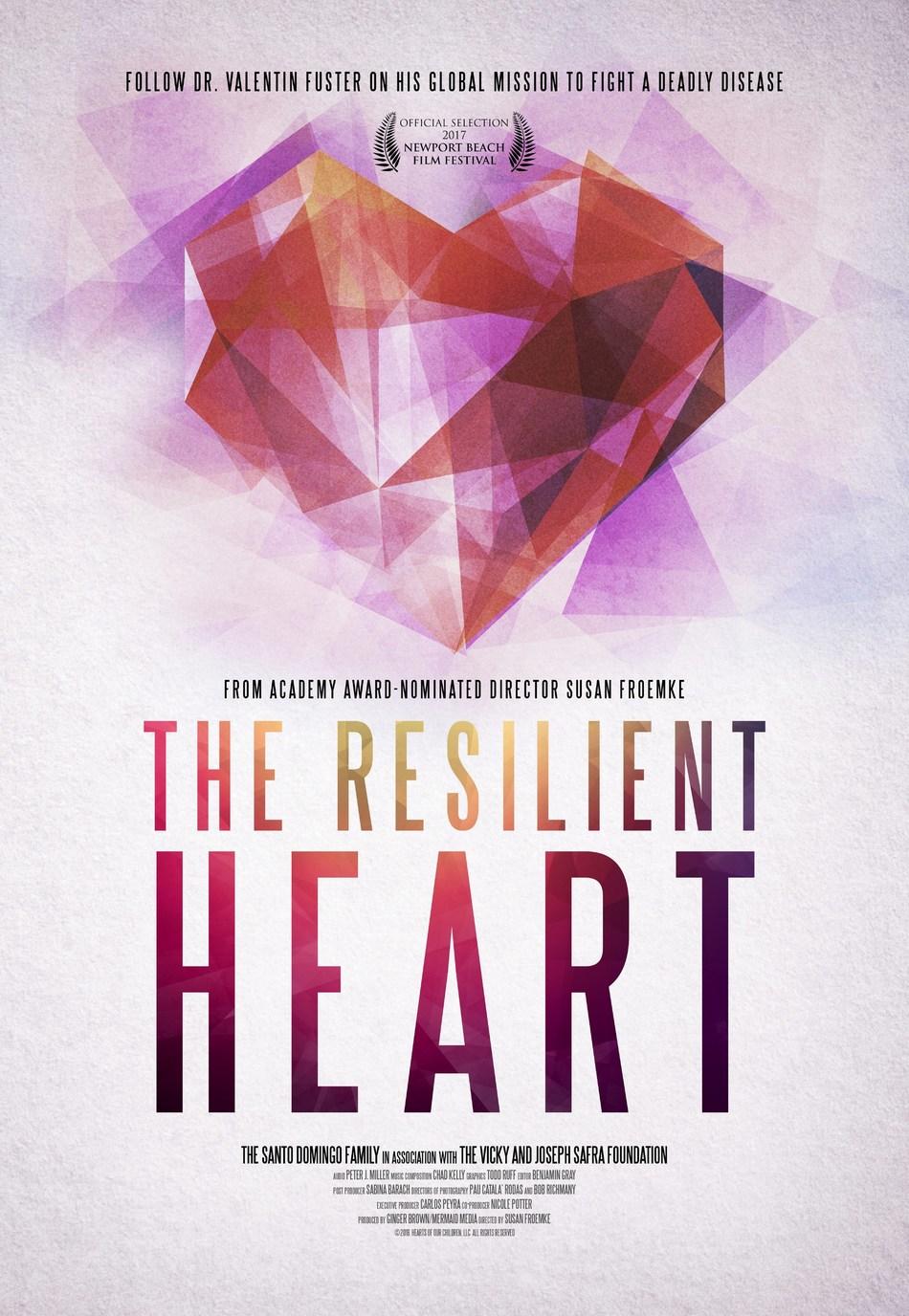 The Resilient Heart Key Art