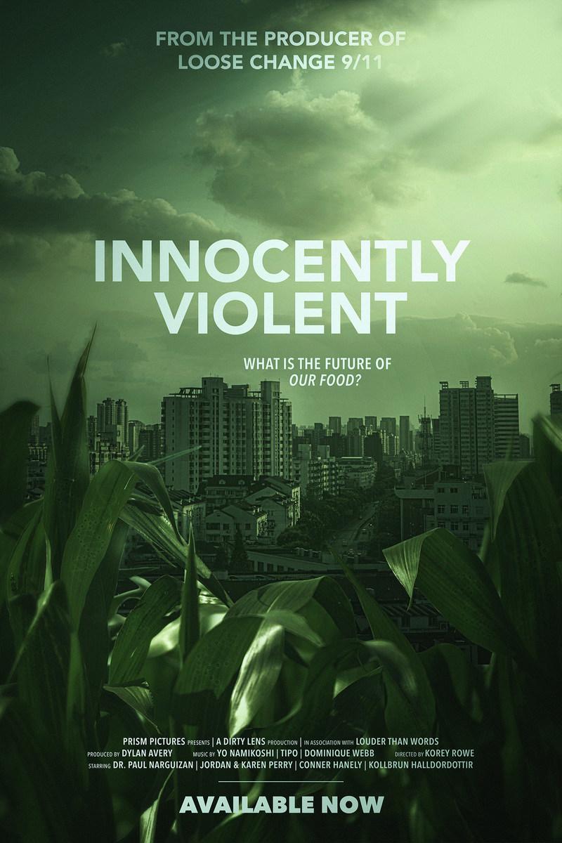Innocently Violent Movie Poster