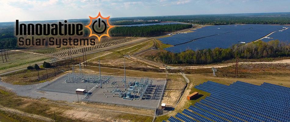 Solar Farm Developer (Innovative Solar Systems) Closes JV Partnership w/ VIVO Power this Week on 1.8GW's of Projects.