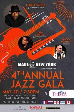 Made In New York Jazz Gala