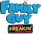 Jam City and FoxNext Games Announce the Worldwide Release of Family Guy: Another Freakin' Mobile Game