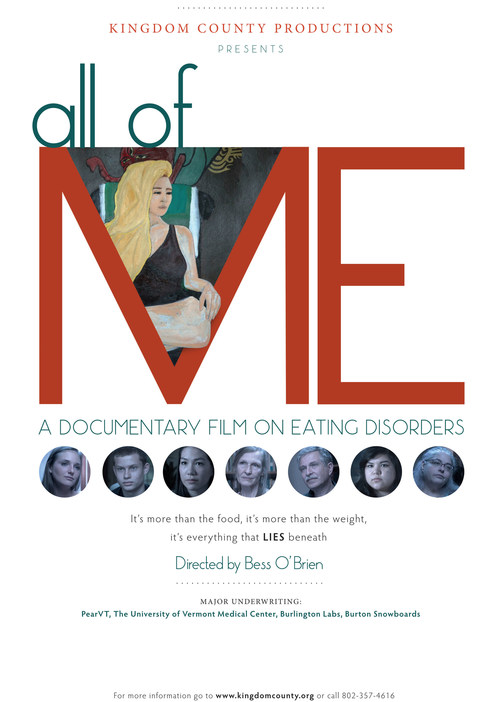 All of Me Film Screening, May 17, 2017, at The New School, New York