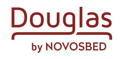 Douglas by Novosbed logo. (CNW Group/Douglas by Novosbed)