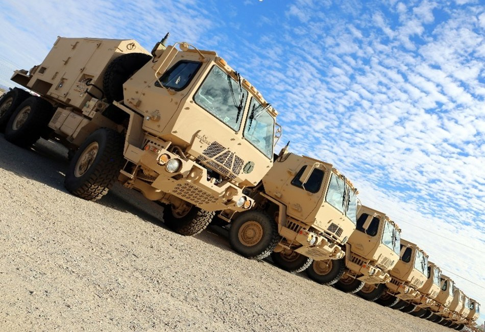 The AN/TPQ-53 radar system supports counter-insurgency missions as well as high-intensity combat operations. The system is highly mobile on the battlefield; it can be set up in five minutes, taken down in two minutes and supports two-man operation. Photo courtesy Lockheed Martin.