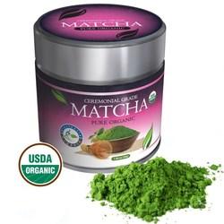 Why a bioscience corporation launched Distinctly Organic Matcha Green Tea Powder