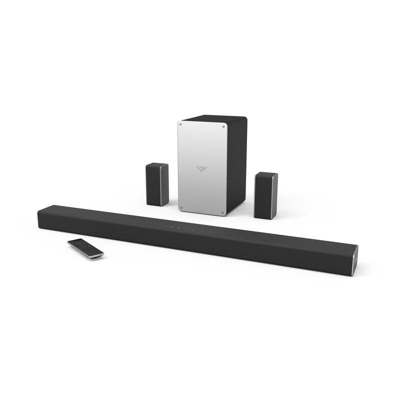 VIZIO Unveils All-New 2017 Sound Bars with Premium Home Theater Audio Performance