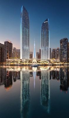 Address Dubai Creek Harbour by Emaar Hospitality Group (PRNewsfoto/Emaar Hospitality Group)