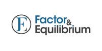 Factor & Equilibrium Logo (PRNewsfoto/Factor & Equilibrium)