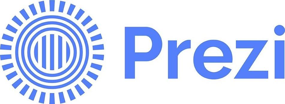 Prezi logo (PRNewsfoto/Prezi Inc.)