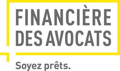 Financière des avocats est la marque de commercialisation mise à jour de l'Association d'assurances du Barreau canadien (AABC). (Groupe CNW/Canadian Bar Insurance Association (CBIA))