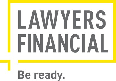 Lawyers Financial is the new go-to-market brand for the Canadian Lawyers Insurance Association (CBIA). (CNW Group/Canadian Bar Insurance Association (CBIA))