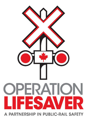 Logo: Operation Lifesaver (CNW Group/Operation Lifesaver)