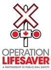 Logo: Operation Lifesaver (CNW Group/Operation Lifesaver)