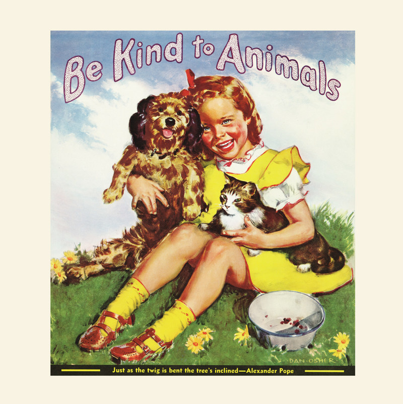 "For its ""Be Kind to Animals Week,"" American Humane is asking 1 million people to take its Kindness Pledge, promising to do four simple things to improve the lives of the world's animals."