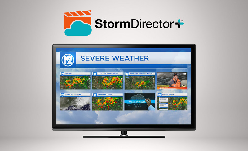 AccuWeather StormDirector+ NAB Show 2017