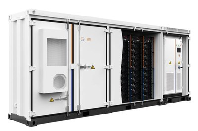 The 250KW-2/4 hours turnkey solution