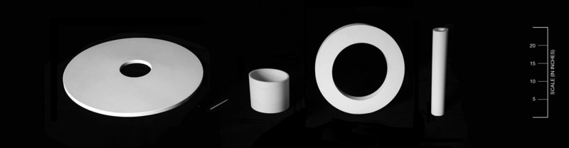 """Superior Technical Ceramics Develops Manufacturing Work Cell to Provide up to 22"""" Diameter Blanks in High Purity Alumina with Quick Deliveries"""