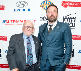 Autism Society and Ed Asner Honor Ben Affleck & Pixar Filmmakers at 1st Annual Autfest Film Festival