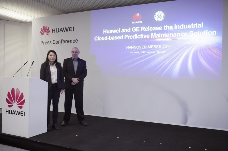 Huawei and GE Release Industrial Predictive Maintenance Solution
