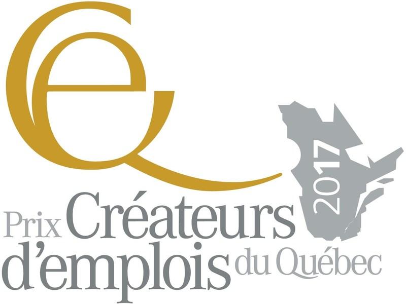 Logo : Prix Créateur d'emplois du Québec (Groupe CNW/Prix Créateurs d'emplois du Québec)