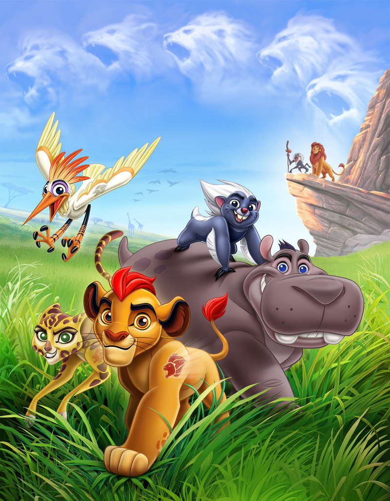 """Miami Children's Museum will launch the first-ever museum traveling exhibit based on Disney Junior's hit series, """"The Lion Guard,"""" The exhibit will debut at Miami Children's Museum in January 2018 for six months and then travel to other children's museums across the country through 2022."""