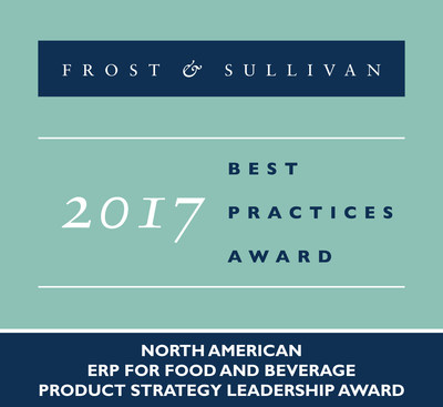 Frost & Sullivan Commends Exact's Product Strategy of Frequently Updating to its Macola ERP Solution to Propel the Business of its Food & Beverage Customers