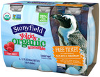 Can a Cow Save a Penguin? Stonyfield Says