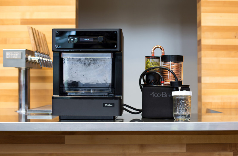 PicoBrew Brings First Automatic, Craft Beer Brewing Appliances to Canada, Including New Pico Model C Now Available on Kickstarter